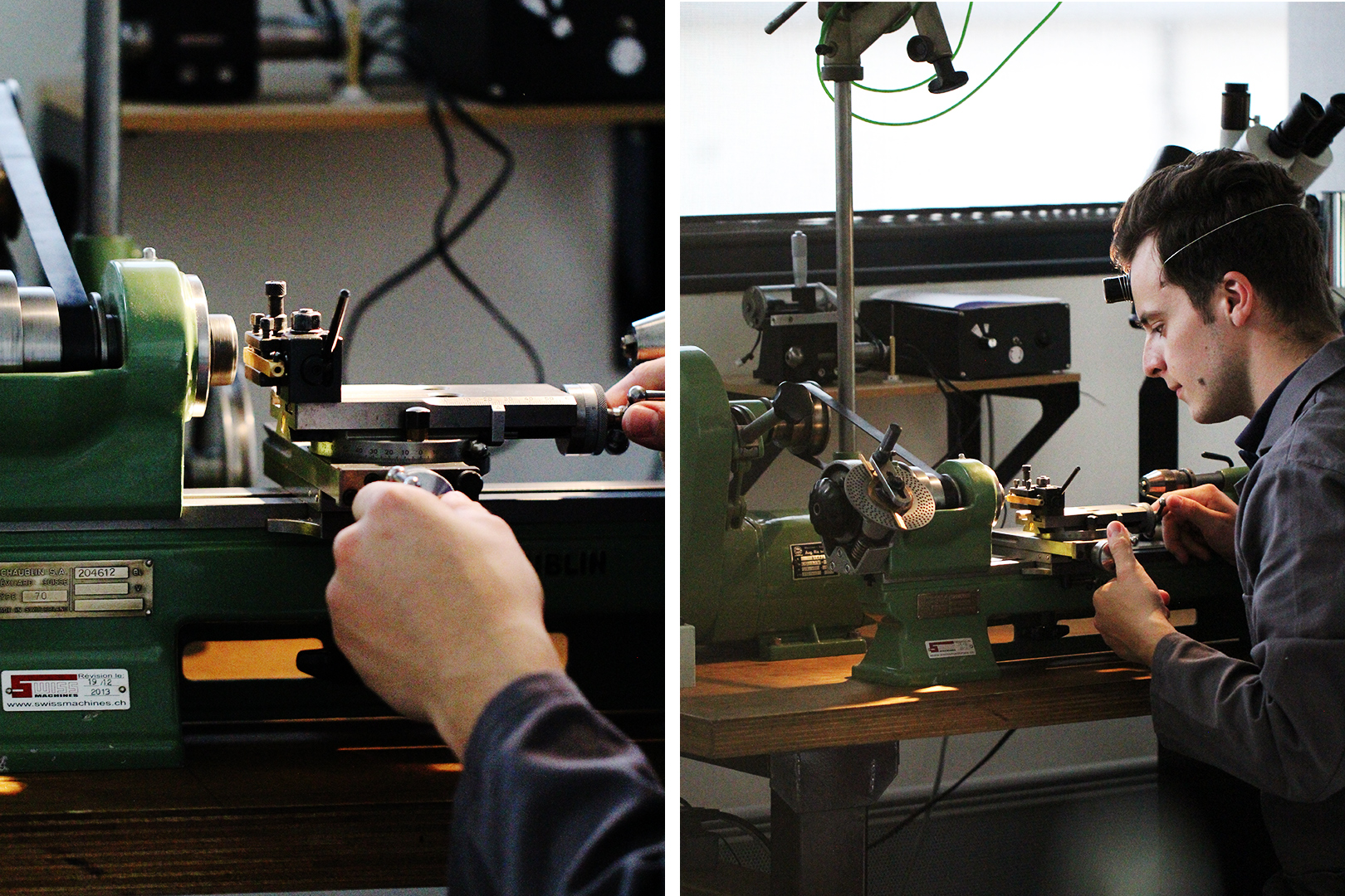 Remy Cools | Independent Watchmaking | Tourbillon